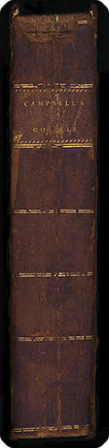 george campbell a dissertation on miracles