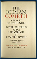 the iceman cometh by eugene oneill essay